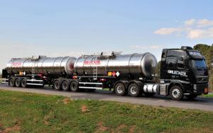 Transporte de cargas líquidas