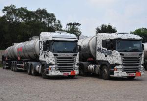 Budel Transporte de cargas químicas
