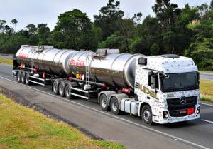 Transporte de cargas líquidas, Budel