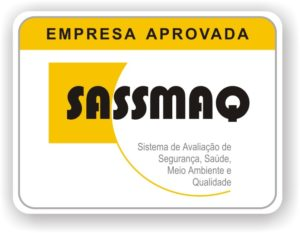 SASSMAQ, EMPRESA APROVADA BUDEL